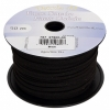 Faux Suede Lacing 50m Black